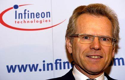 """Infineon-Chef Ziebart: """"Der Dollarkurs erfüllt uns mit Sorge"""""""