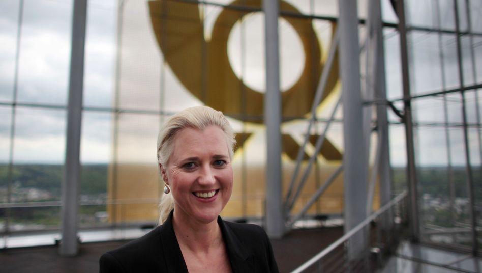 Erste Frau im Vorstand der Deutschen Post: Angela Titzrath