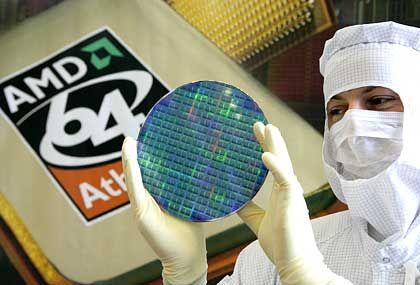 Hohe Kursgewinne: AMD-Aktienkurs schießt nach Einigung mit Intel in die Höhe