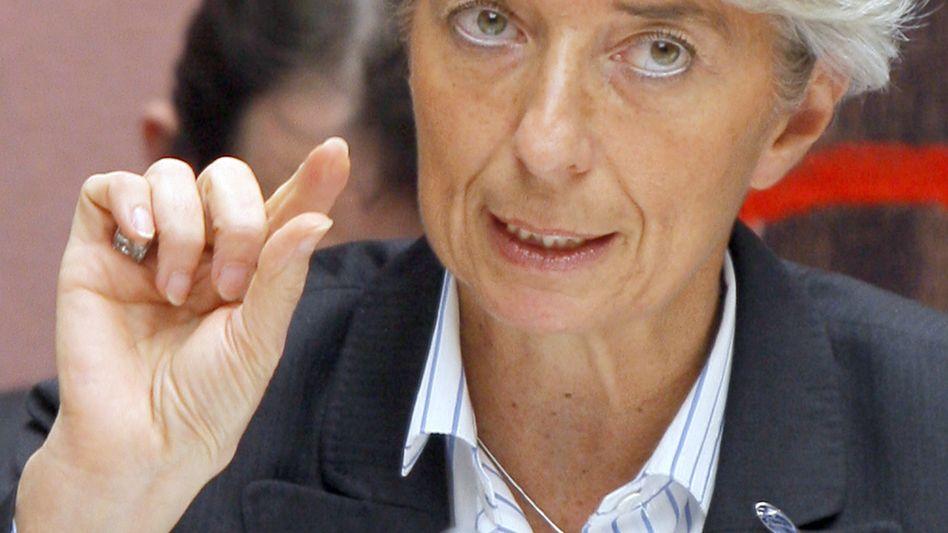 """EZB-Chefin Lagarde: """"Die Entscheidung der Mitgliedsstaaten, zum ersten Mal gemeinsam Kredite aufzunehmen, war ein außergewöhnlicher Moment des Zusammenhalts"""""""