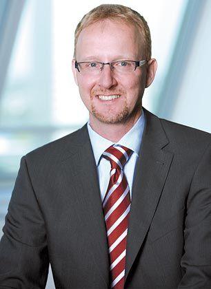 """Der Deutsche: Christoph Niesel von der Union Investment. Seine Einschätzung: """"Das Kurs-Gewinn-Verhältniss des Dax liegt bei 13, das erwartete Gewinnwachstum bei 10 Prozent."""""""