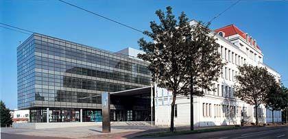 Rheinmetall-Hauptsitz in Düsseldorf: Aktie profitiert von Bundeswehr-Großauftrag