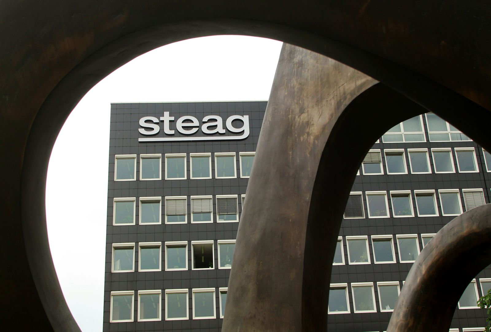 Steag / Logo / Zentrale
