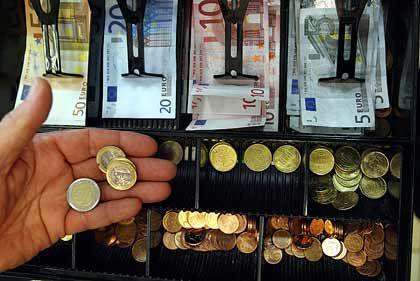 Volle Kassen: Doch verleihen wollen die Banken das Geld nicht