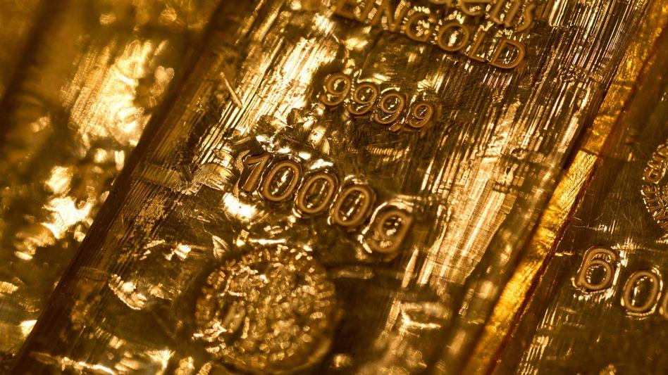 Plötzlich günstiger zu bekommen: Der Goldpreis geriet am Freitag unter Druck