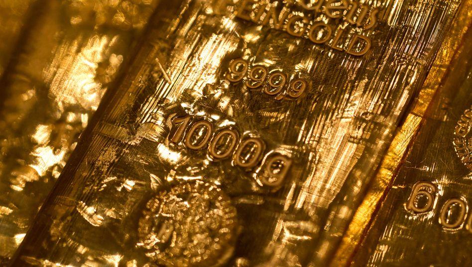 Goldbarren: In Köln müssen Anleger erneut um ihre Investments in das Edelmetall zittern
