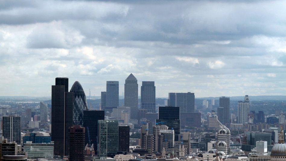 Skyline von London: Die britische Metropole gehörte in der Vergangenheit zu den bevorzugten Investitionszielen deutscher Immobilienfonds