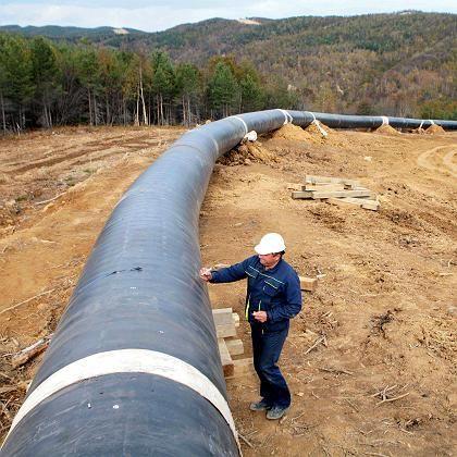 """Pipeline in Russland: """"Europa ist der wichtigste Absatzmarkt"""""""