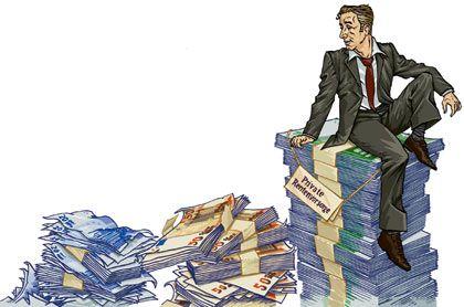 Firmenrente: Taugt allenfalls noch als Zuschuss zum Ruhegehalt
