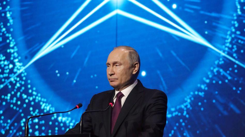 Ungeliebt im Westen: Wladimir Putin