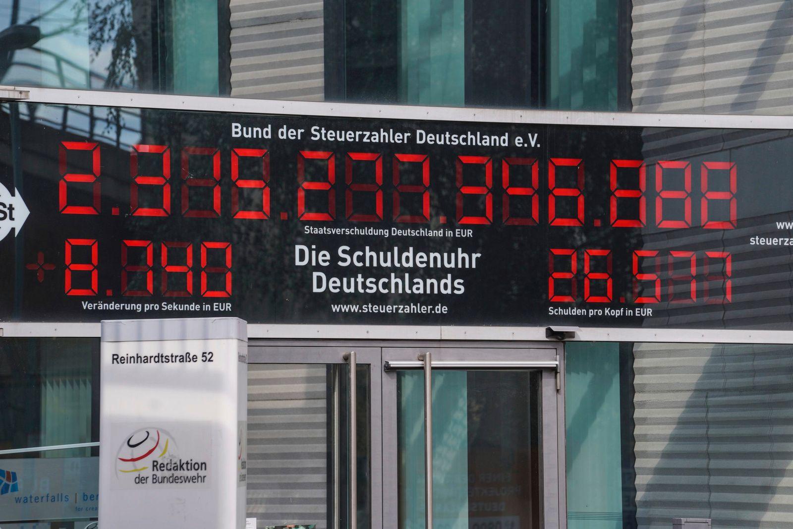 R+V-Versicherung zum Thema «Ängste der Deutschen 2020»