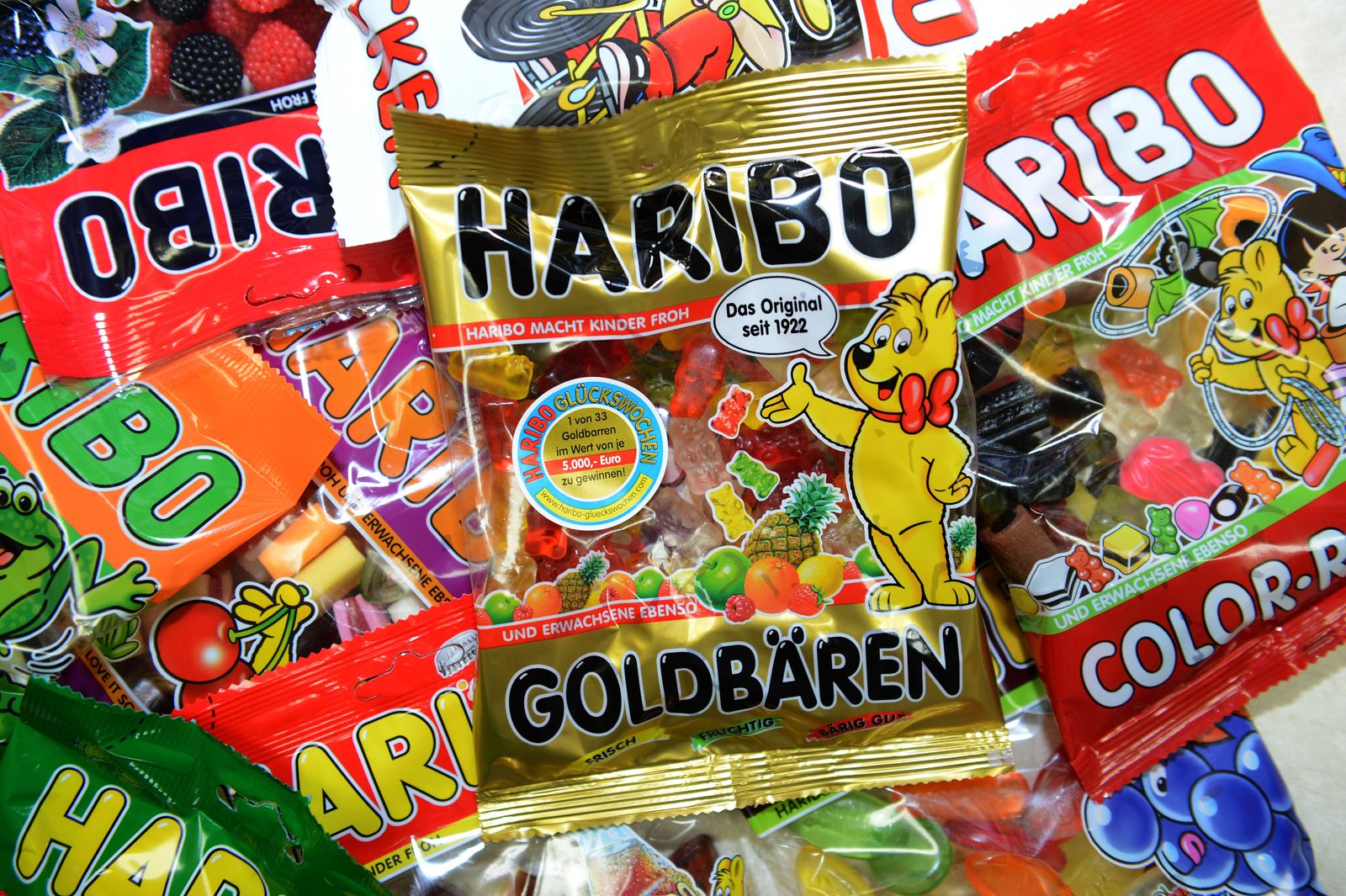 Haribo / Gummibärchen