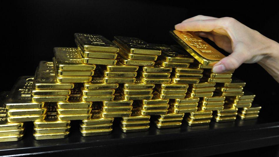 Echtes Gold? Experten warnen vor Fälschungen aus England