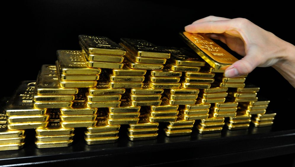 Anlage: Deutschland im Goldrausch