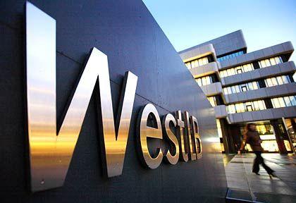 Es wird eng für die WestLB: Die Kernkapitalquote sinkt