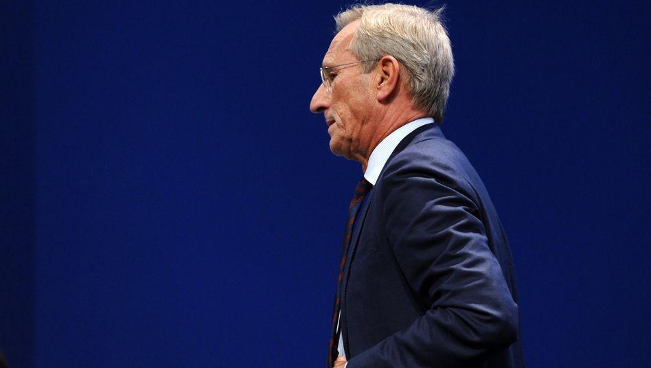 Michael Diekmann: Der langjährige Vorstands- und Aufsichtsratsvorsitzende der Allianz kündigt seinen Rückzug an.