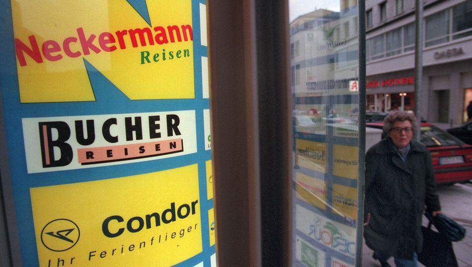 Neckermann Reisen, Öger Tours und Bucher: Urlauber können ihre gebuchte Reise vorerst nicht antreten