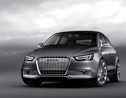 Baby-Audi A1: Große Hoffnungen aufs kleine Modell