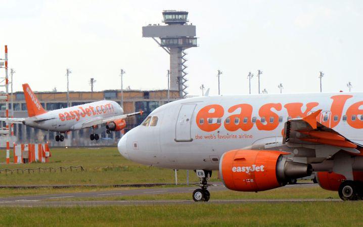Easyjet fliegt in Deutschland auf 75 Strecken ab sieben Flughäfen