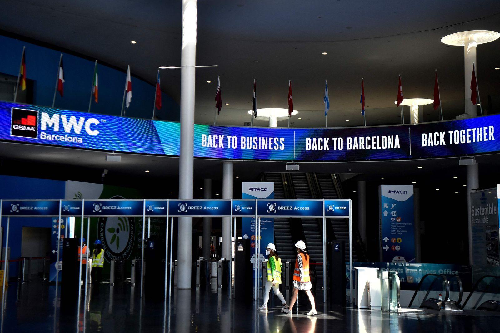 SPAIN-TELECOM-ECONOMY-MWC
