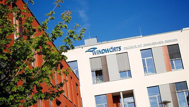 Windräder: Der Ökofinanzierer Windwärts verwaltet 18,9 Millionen Euro