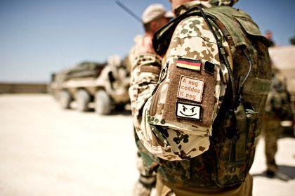 Soldaten der Bundeswehr am Hindukusch: Die deutsche Beteiligung am Afghanistan-Krieg kostet etwa 36 Milliarden Euro