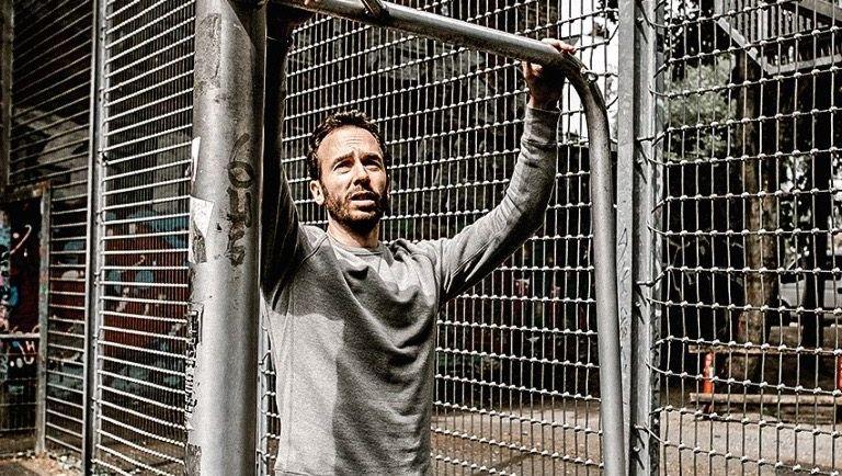 Arm dran: Philipp Westermeyer.
