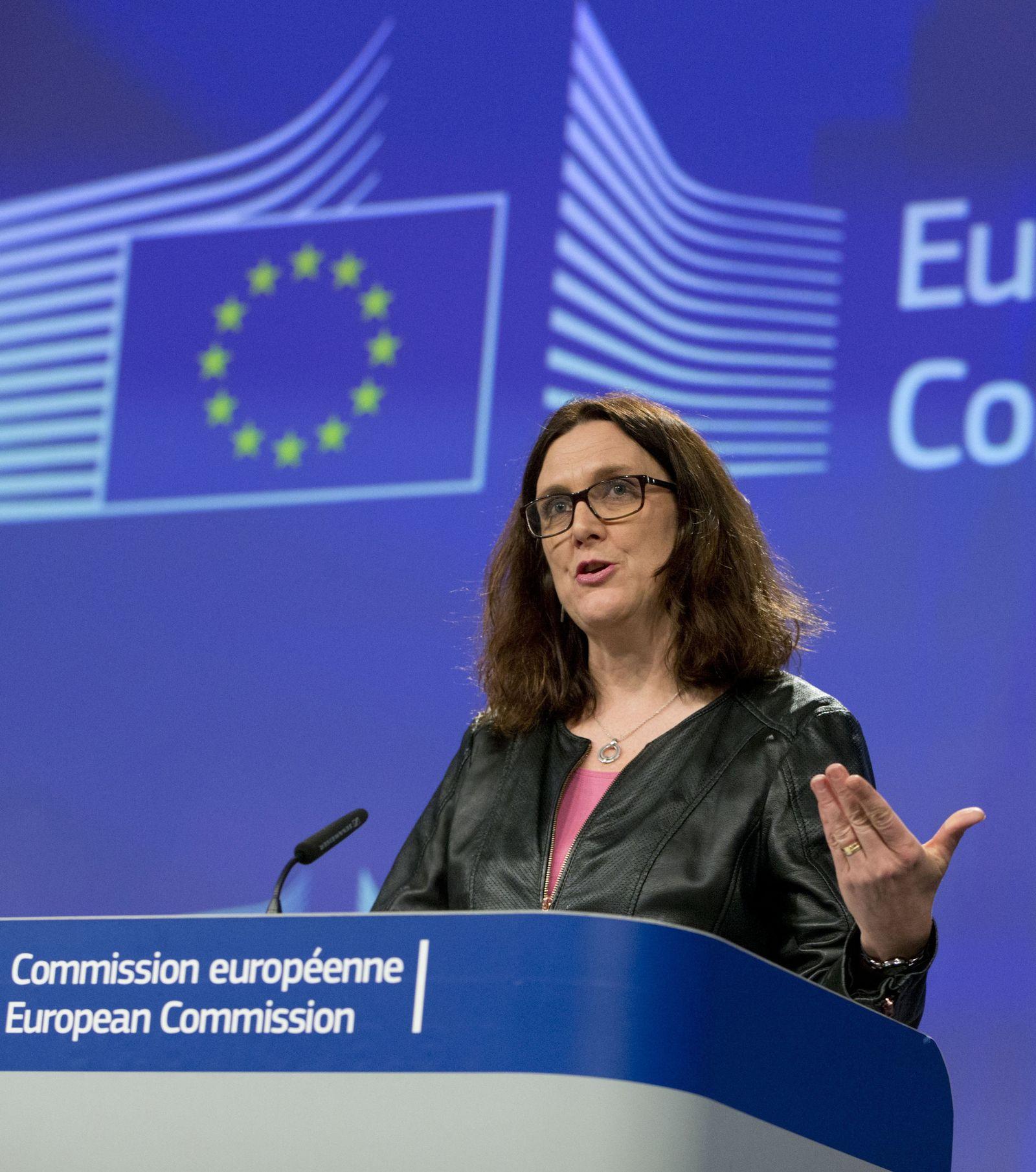 Belgium Europe US Trade War