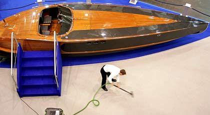 Traum in Holz: Das berühmte Riva-Boot hat einen Nachfolger gefunden