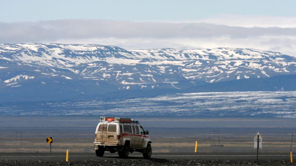 Auf Eis gelegt: Die Verhandlungen mit Island stecken fest
