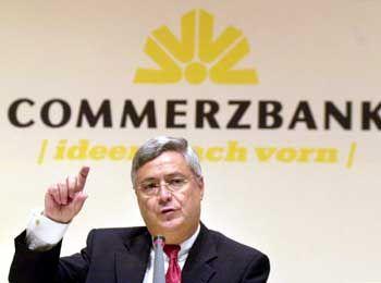 Klaus-Peter Müller: Der Vorstandschef der Commerzbank macht reinen Tisch