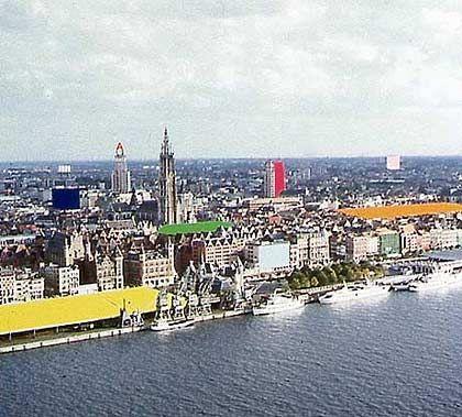 Mittelbeschaffungsmaßnahme: Im belgischen Antwerpen veräußerte der CS Euroreal eine Immobilie für rund 56 Millionen Euro