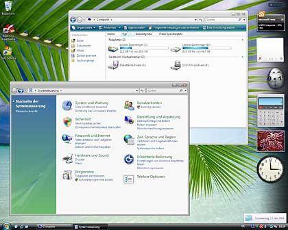 Vista für Videofans: Grafikkarten können hochauflösende Bilder darstellen