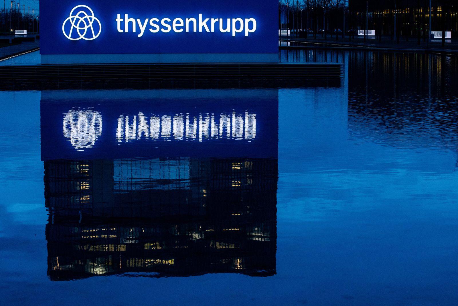 Thyssenkrupp verkauft Stahlsparte nicht