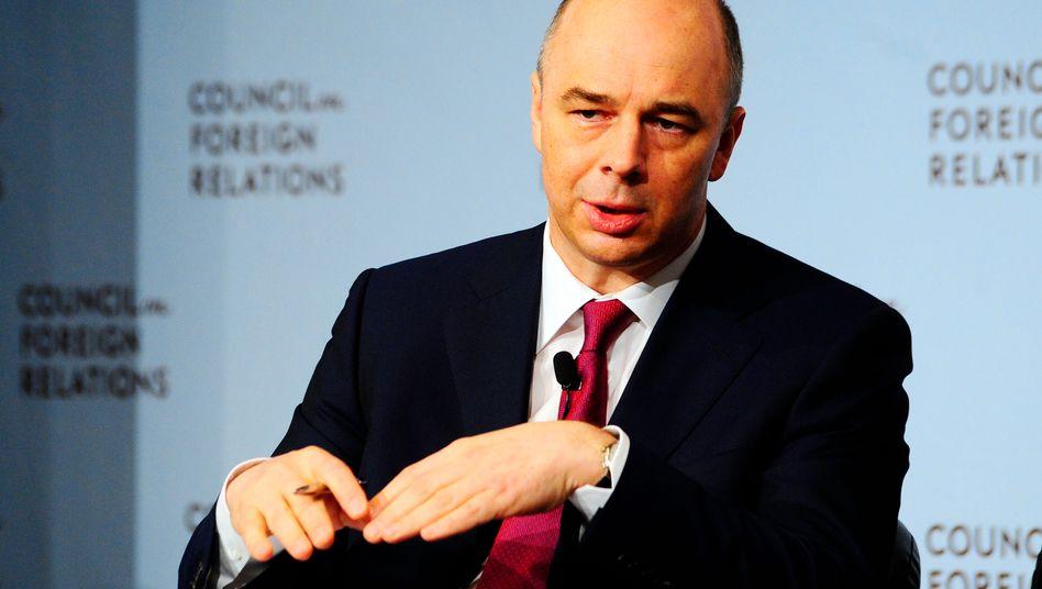 Russlands Finanzminister Siluanow: Die Strafmaßnahmen des Westens kosten Russland rund 40 Milliarden Dollar pro Jahr