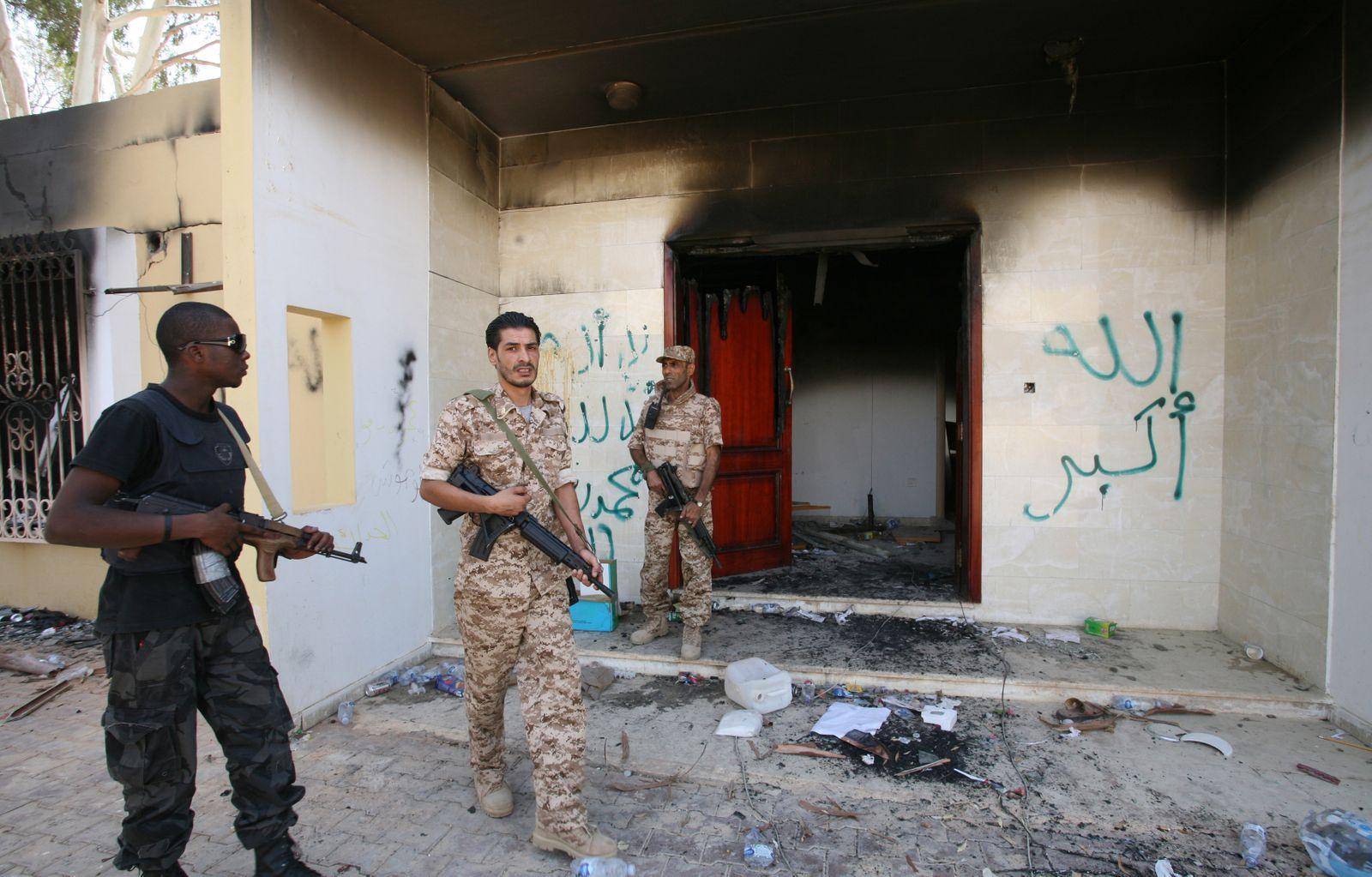 Libya Bengasi