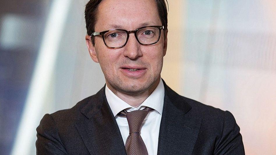 WOLFGANG FINK Bei Goldman künftig Herr über fünf Länder