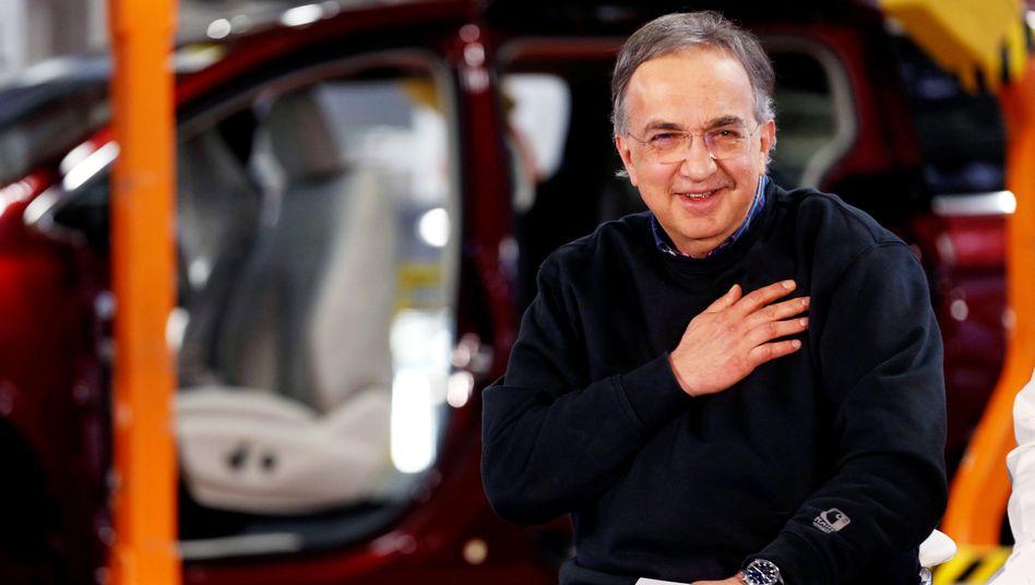 Sergio Marchionne starb im Alter von 66 Jahren