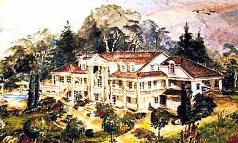 Die Furch-Villa in Aystetten bei Augsburg