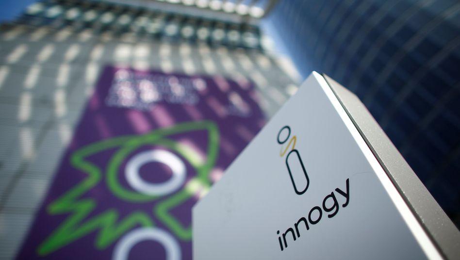 Innogy-Zentrale in Essen: Jahresprognose bestätigt