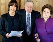 Ex-Diktator Pinochet sucht bei der Familie Schutz