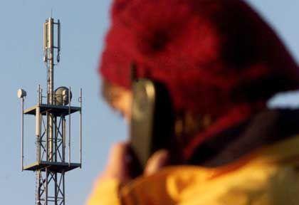 Datenübertragung per Funk: Ericsson wird den Richtfunk für die Telekom betreiben und warten