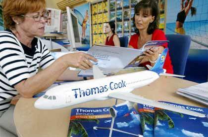 Angebot wird ausgeweitet: Thomas Cook wächst durch Fusion mit MyTravel