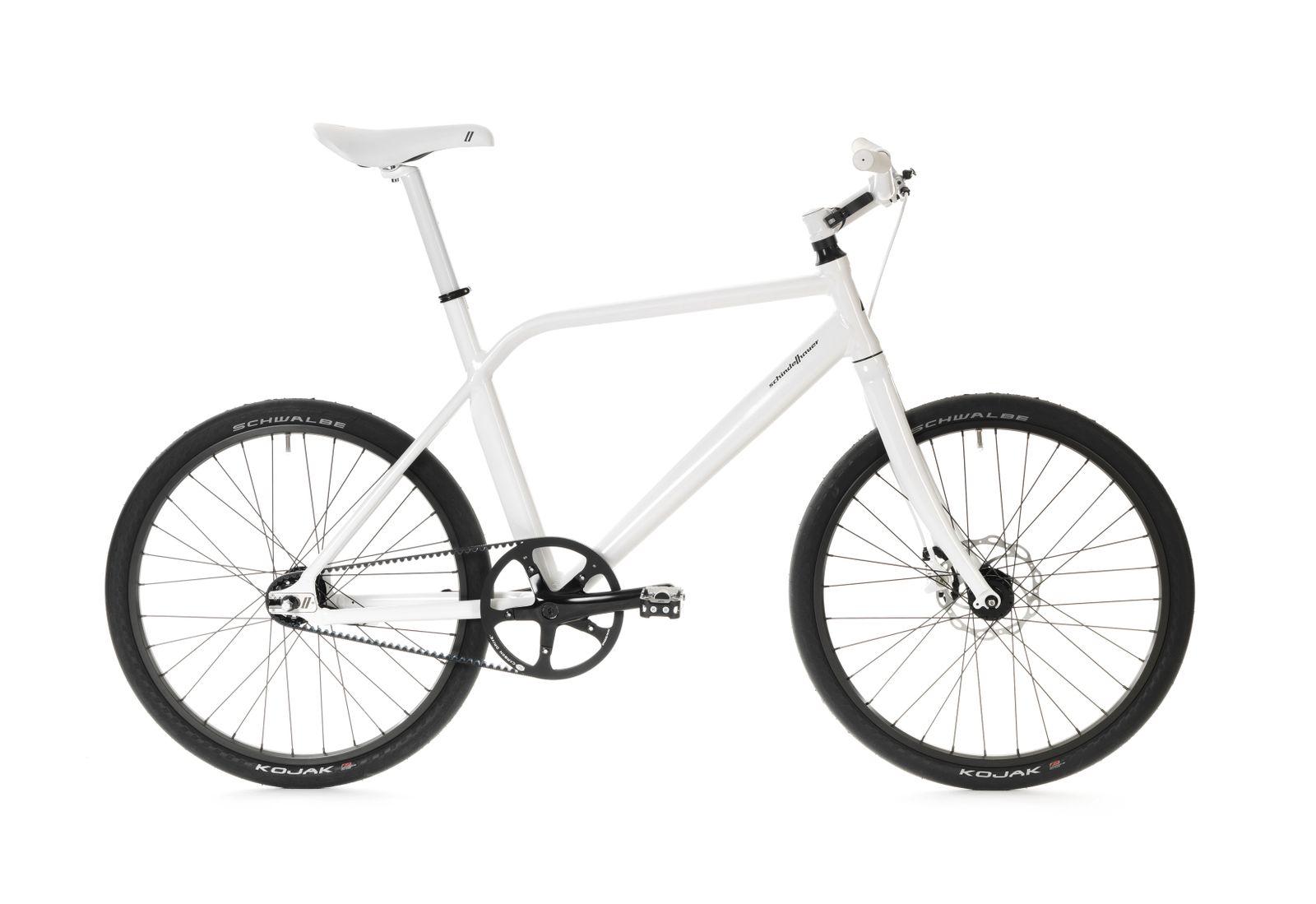 Fahrrad / Thinbike / Schindelhauer