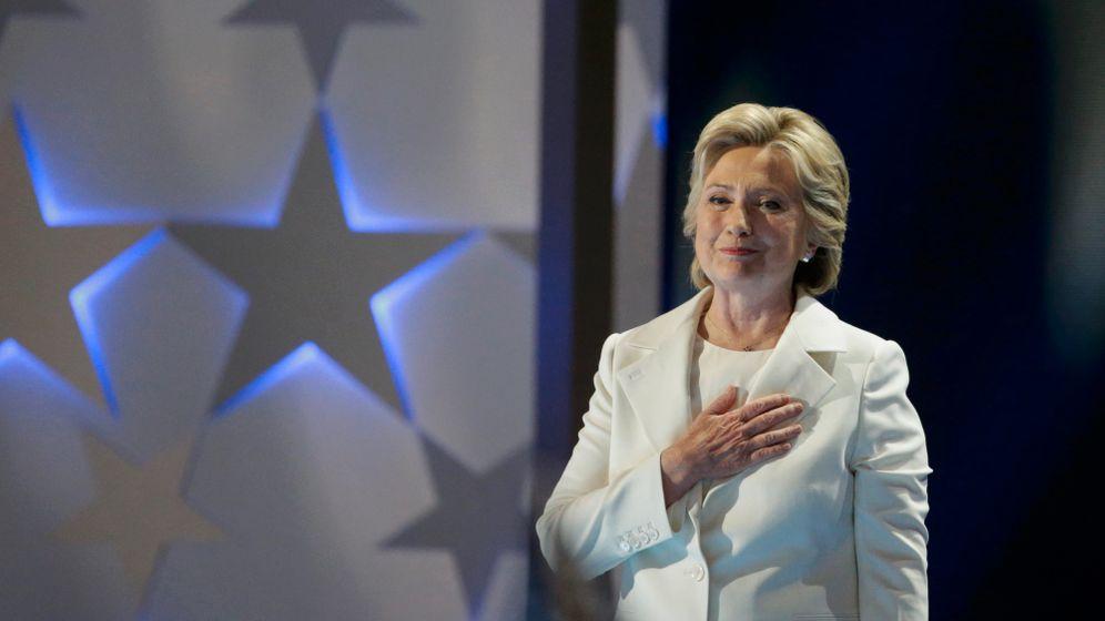 Hillary Clinton und die Mode: Die Lady in Pants