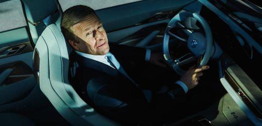 BMW: Oliver Zipse über höhere Wachstumsziele, Elektromobilität, China und Apple