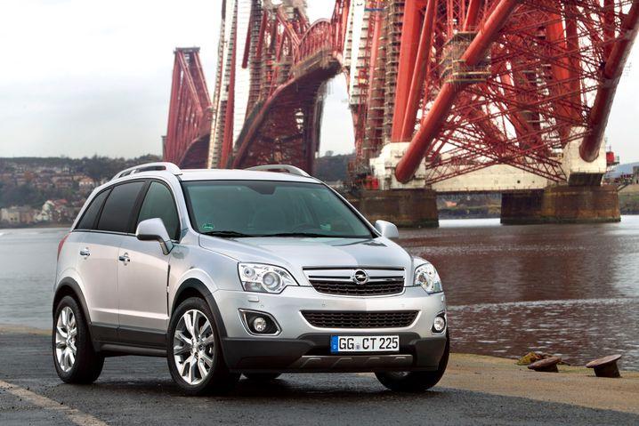 Opel Antara: Kein Bestseller