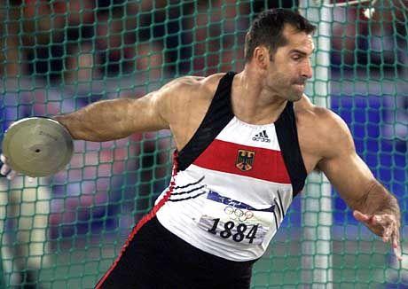 """Lars Riedel: """"Ich habe mein Ziel erreicht, eine Medaille zu gewinnen"""""""