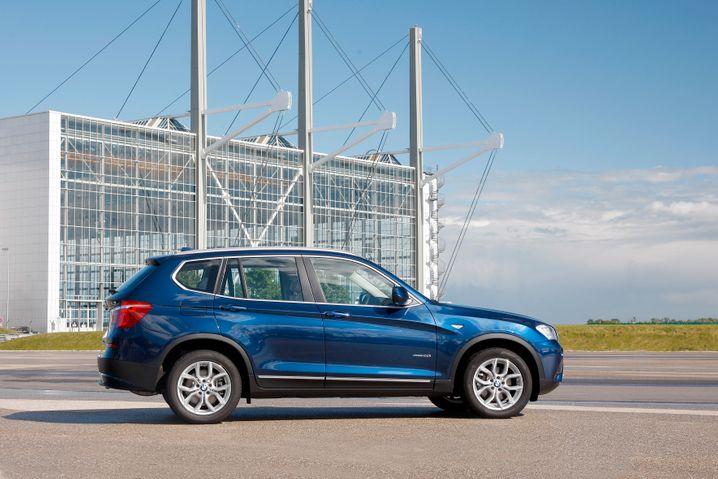 BMW X3: Kleiner Aufpreis für mehr Raum