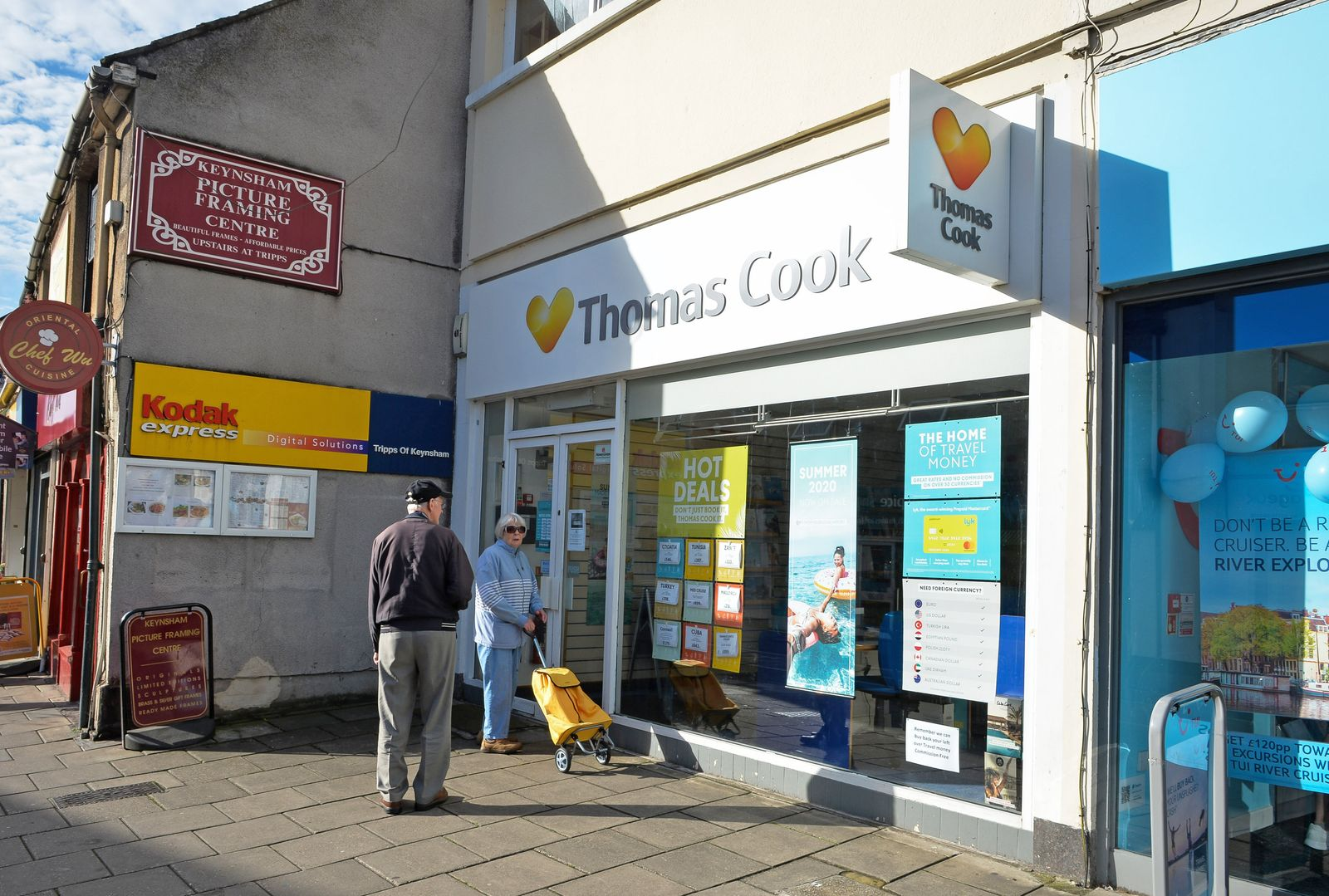 Thomas Cook / Reisebüro